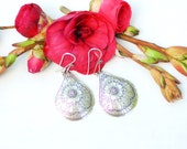 Made to Order: Infusion Earrings- SMALL- Lightweight Dangle Earrings