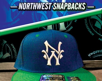 NW SnapBacks (more colors)