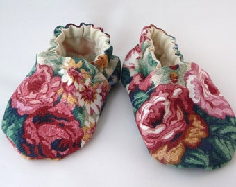 handmade baby shoes, cloth baby shoes, fabric baby shoes, shabby baby shoes, cotton baby shoes, baby accessories, gift idea,baby shower,cute