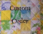 Custom listing for Ashley413