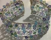 Rainbow Swarovski Bracelet