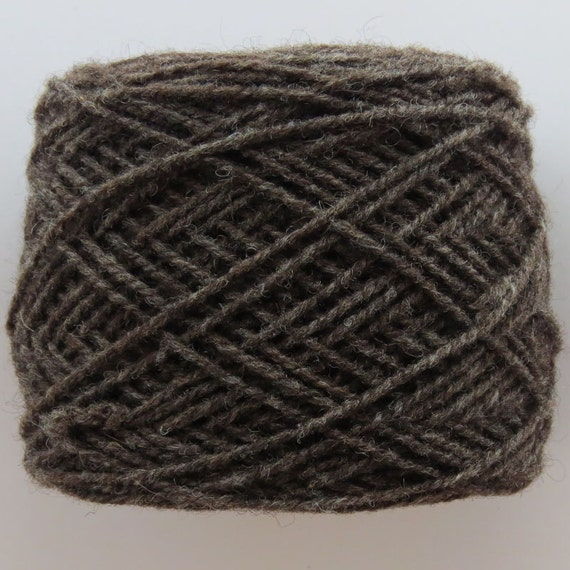 Shetland / Babydoll Southdown Yarn - Natural Color - 2 ply - Many Available