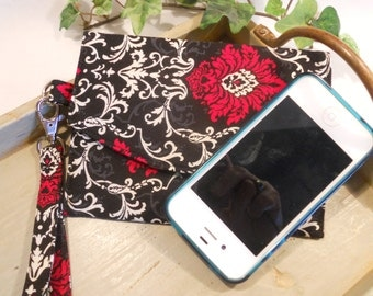 iPhone / Smart Phone - Wristlet-Wallet - For the iPhone 4 and 5