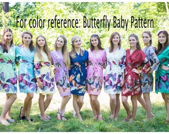 Butterfly Baby - Any Style Any Color Robe, Kaftan, PJ, Skirt, Maternity Robe, Apron, Shirt, Summer Dress, Shorts, Jacket - You name it