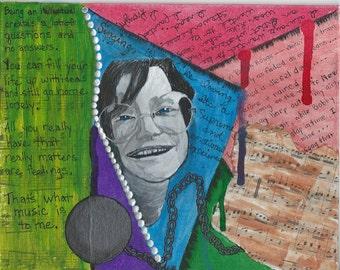 Pearl AKA Janis Joplin