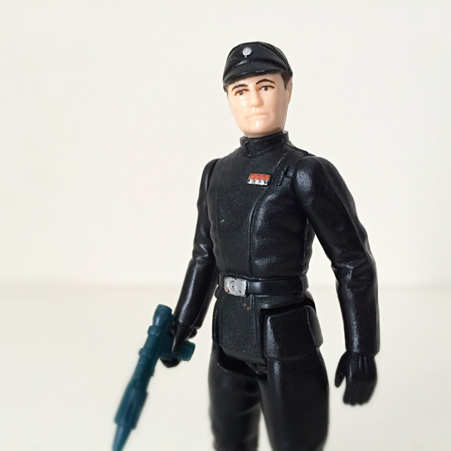Star Wars Toys 1980s : Star wars action figure kenner imperial by