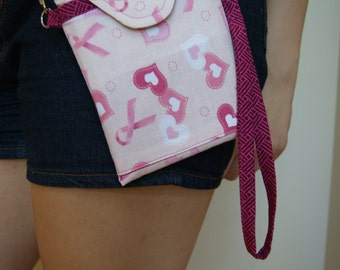 Tiny Tote for Cell Phone.