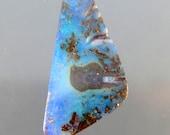 Australian Boulder Opal Designer Cabochon