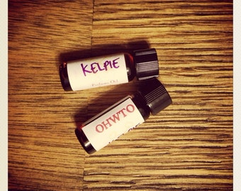 SUMMER MINIS! Try a bit before you commit! 2mL perfume oil sample vials