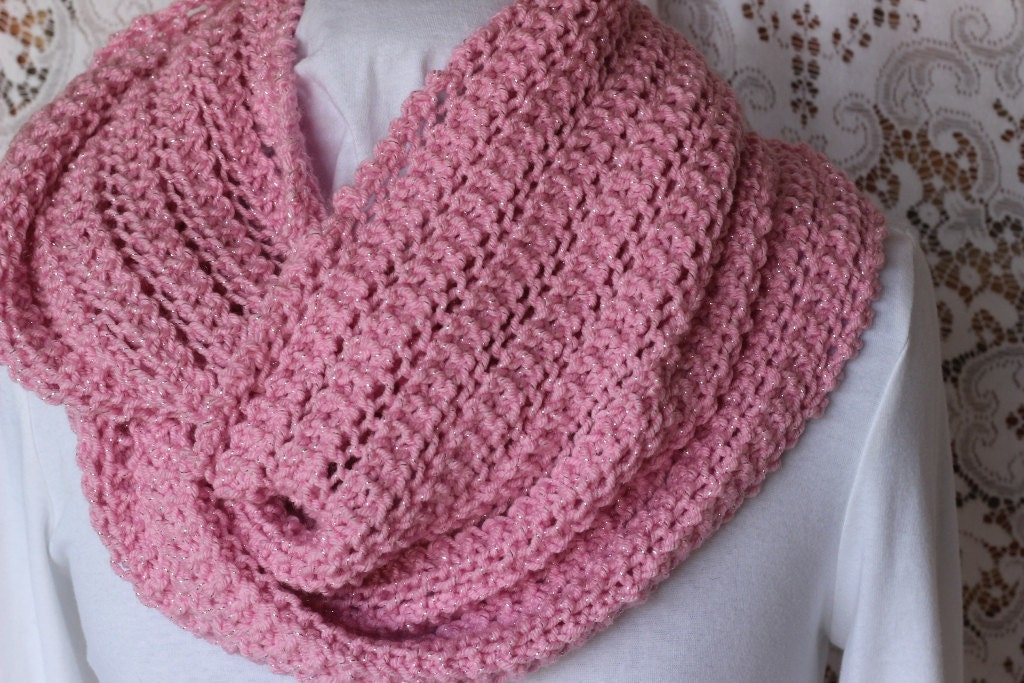 Lace Knit Scarf Pattern Knit Cowl Patterns Free Knitting