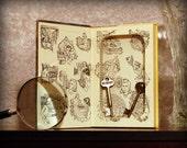 Hollow Book Safe (Vintage 1965 Nancy Drew: The Clue of the Broken Locket)
