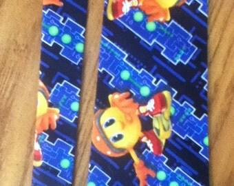 Men's Handmade Pac Man Tie