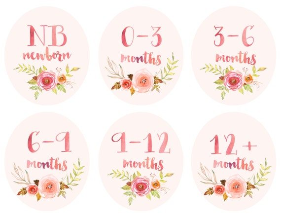 Légend image in clothing tags printable