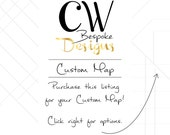 Get Your Custom Wedding Map!