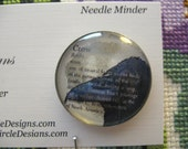 Needleminder- Definition of Crow