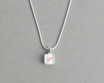 Detroit Redwings Necklace