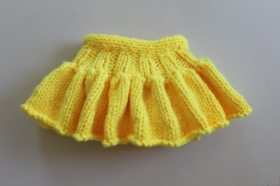 Skirt Pattern Girls Tutu Skirt knitting pattern baby