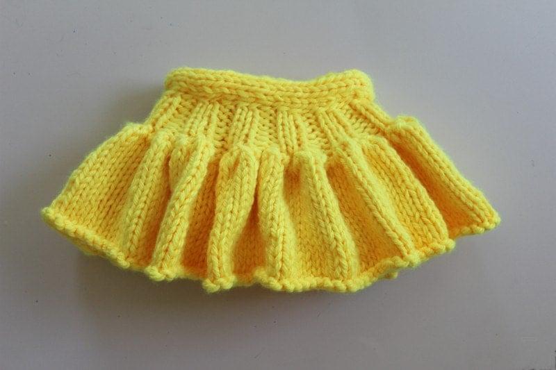 Knitting Pattern Baby Skirt : Skirt Pattern Girls Tutu Skirt knitting pattern baby
