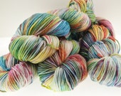 Northern Lights  - Pick your weight yarn - kettle dyed pastels