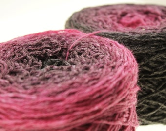 Handpainted Gradient Yarn Sock Blank -  Babylon Nights - 600 yards