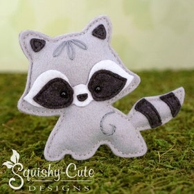 Cute Sewing Patterns by SquishyCuteDesigns on Etsy - photo #2
