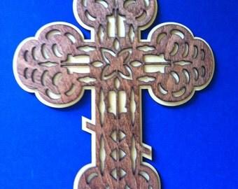 Medium Orthodox Cross