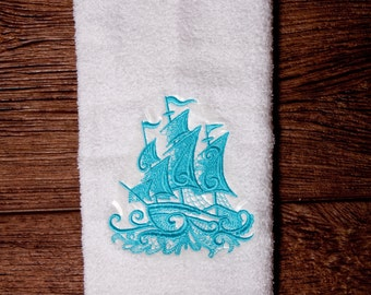 Nautical Hand Towels