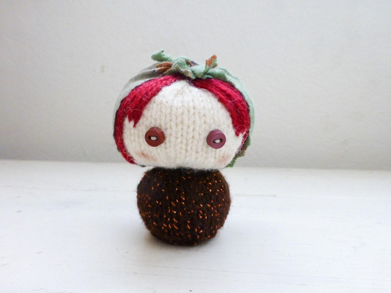 Amigurumi Nesting Dolls : Russian nesting doll Amigurumi matryoshka by SixthandDurian