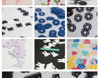 10 set of any Confetti from my shop