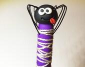 Goofy Spidey Polymer Clay Ballpoint Pen
