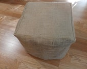 cube ottoman for CAROLINE ONLY