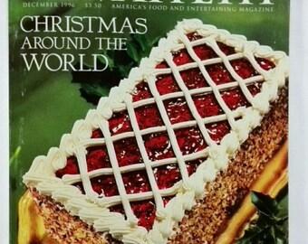 Bon Appetit magazine Christmas Around the World