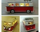 Lightup kits for Creator - Camper Van - (car not included)