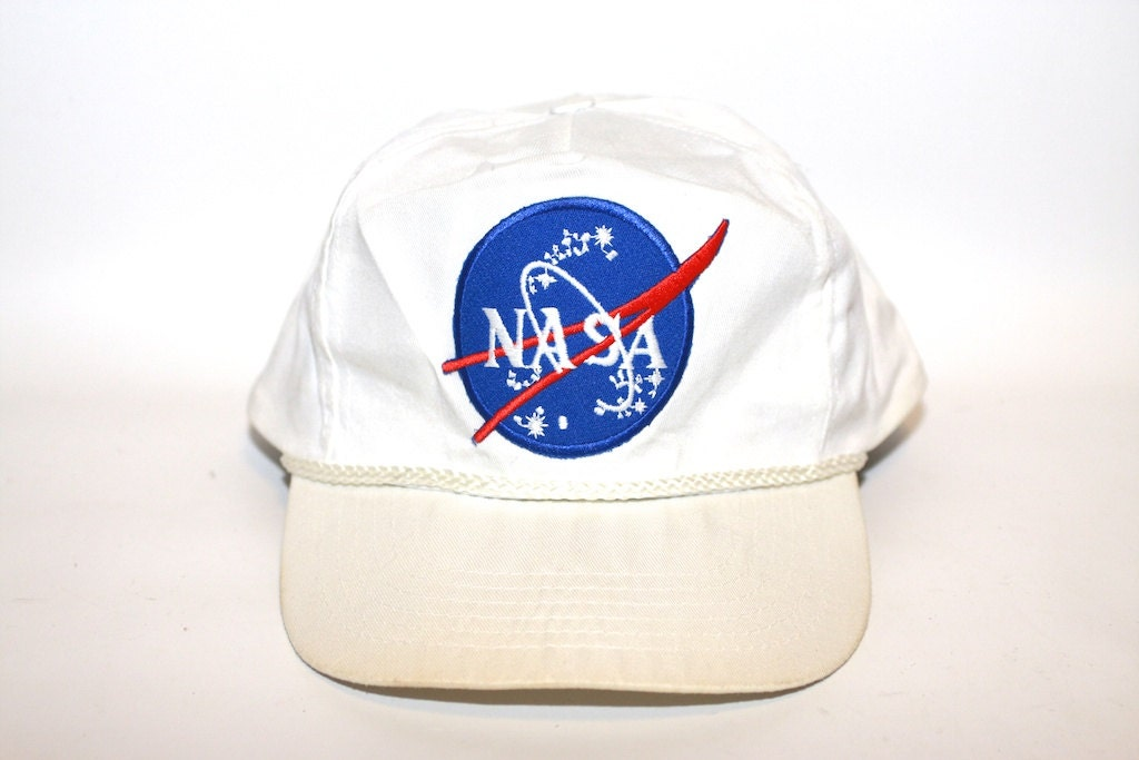 vintage nasa hat - photo #10
