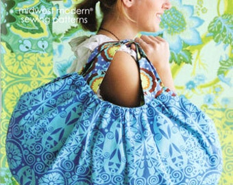 Beautiful Belle Handbag Pattern by Amy Butler for Midwest Modern Sewing Patterns