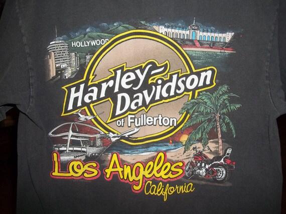 Conrads Harley Davidson >> Harley Davidson T-shirt Fullerton Los Angeles California