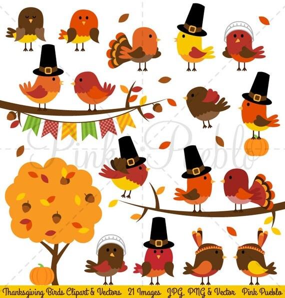 Decorating Ideas > Thanksgiving Birds Clipart Clip Art Happy Thanksgiving Bird ~ 065415_Thanksgiving Decorations Clipart