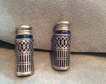 Vintage Japan Salt and Pepper Shakers