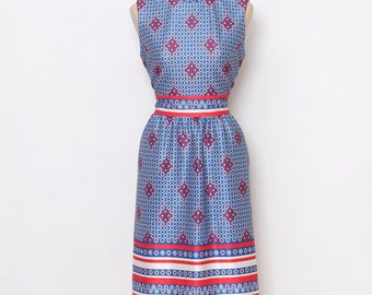 Vintage Dress / 60s Dress / Mod Dress / 1960s designer dress / Dress / Mad Men / Mod Psychedelic / emilio pucci / 60s Emilio Borghese