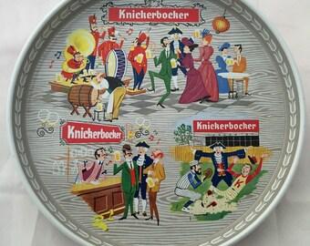 1960s Knickerbocker Beer Tray