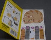 Sticky Notes - Cat