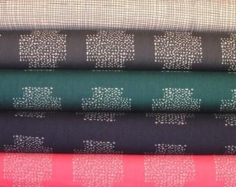 Imprint Fat Quarter Bundle of 5 by Katarina Roccella for Art Gallery Fabrics Studio