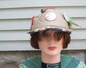 1989 Funny Novelty Camouflage Snapback Hunting Hat And Survival Kit with Original Hang Tag