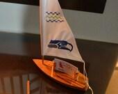 Seahawks Business Card Holder