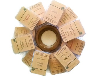 Choose Any 3 - Soy Wax Melts - Soy Wax Tarts - Delicate by Nature