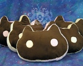 Steven Universe Plush COOKIE CAT Prop - Made to Order