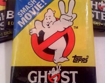 Ghostbusters II Trading Cards
