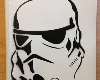 Star Wars Stormtrooper Notebook