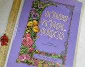 Victorian Pictorial Borders Book - Scenery - Graphic Supply