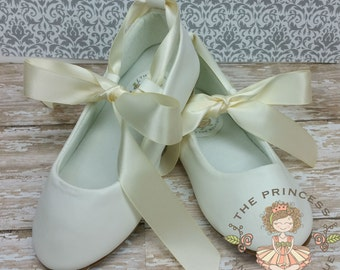 silver toddler shoes baby flower girl shoe also gold ivory white christening